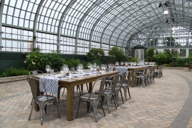 Garfield Park Conservatory Wedding.Rental Rates Garfield Park Conservatory
