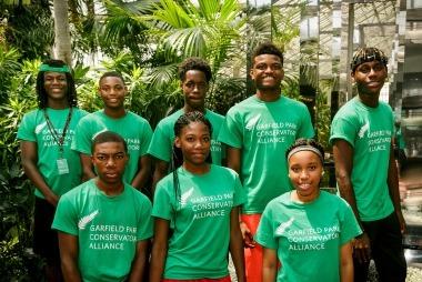 Urban Roots 2016 Teens