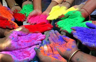 Holi Celebration of Colors