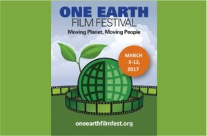 One Earth Film Festival Flyer