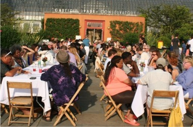 Night Out in the Parks: Big Table Dinner