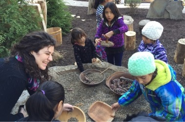 2nd Wednesday Lecture: Playing in Nature