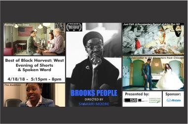Best of Black Harvest Short Films and Spoken Word