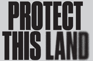 E_EARTH DAY_protect this land