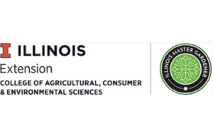 U of Illinois and Master Gardener logos