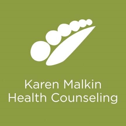Jodi Block and Karen Malkin, logo for Karen Malkin Health Counseling