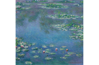 Claude Monet, Water Lilies, 1906. The Art Institute of Chicago, Mr. and Mrs. Martin A. Ryerson Collection.
